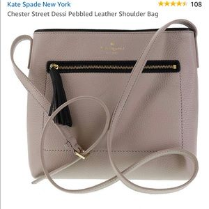 Kate Spade Cross Body Bag NWOT